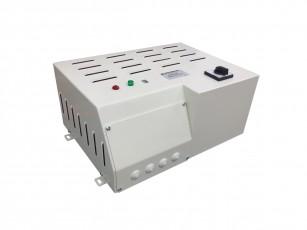 Autotransformatorowy regulator prędkości obrotowej wentylatorów sterowany zdalnie sygnałem 0-10VDC A3RWE